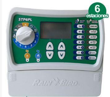 PROGRAMADOR STP6 (230V, 6 estaciones)