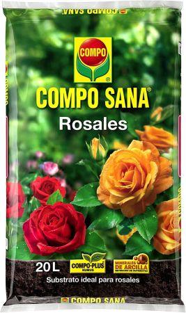 Sustrato Rosales - Compo Sana - 20L