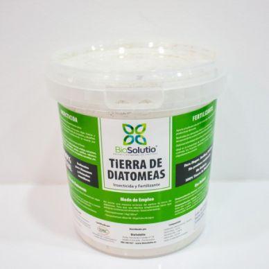 Tierra de Diatomeas Molida - Bio Solutio - 2 Kg