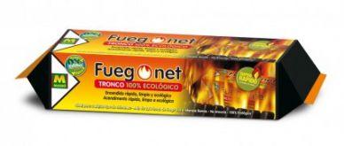 Tronco ecológico Fuego Net - Massó