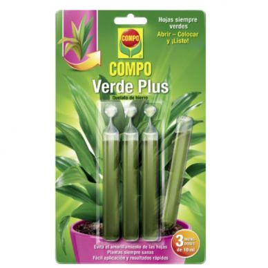 Verde Plus Quelato de Hierro - Compo - 30ml